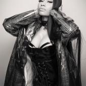 Nicki Minaj latex