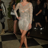 Nicky Hilton see through