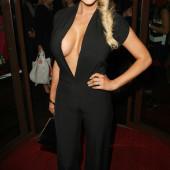Nicola McLean cleavage