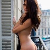 Nicole Mieth nackt im playboy