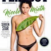 Nicole Mieth playboy nackt