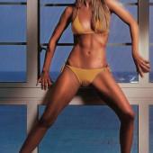 Nicole Neumann bikini