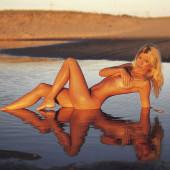 Nicole Neumann nackt