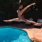 Nicole Scherzinger nackt