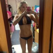Nicole Spiller bikini