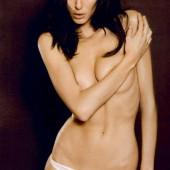 Nicole Trunfio topless