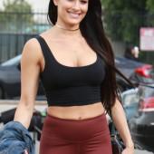 Nikki Bella body