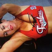 Nikki Bella nip slip