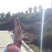 Nina Bott bikini