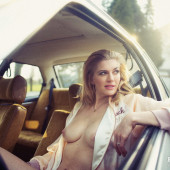 Nina Bott nackt im playboy