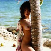 Nina Daniele nackt playboy