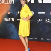 Nina Eichinger kleid