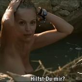 Nina Hoss nackt