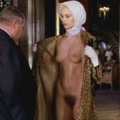 Nina Hoss nackt szene