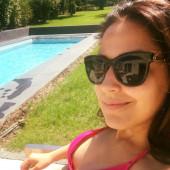 Nina Moghaddam topless