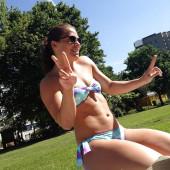 Nora Mork bikini