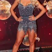 Oksana Platero legs