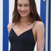 Olga Kurylenko braless