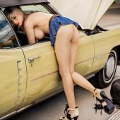 Olga Niedzielska fully nude playboy pics