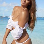Olivia Brower beach