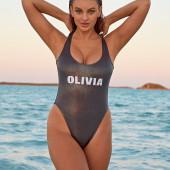 Olivia Brower cameltoe