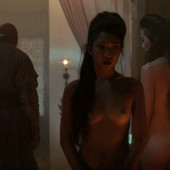 Olivia Cheng nude scene