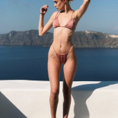 Olivia O'Brien bikini