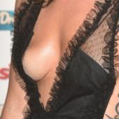 Olympia Valance braless