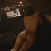 Oona Chaplin nude scene