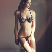 Ophelie Guillermand lingerie