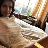 Padma Lakshmi braless
