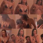 Cute girls nude pressing
