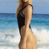 Paige Spiranac beach
