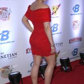 Paige VanZant high heels