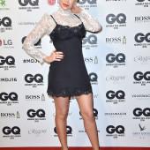 Palina Rojinski high heels