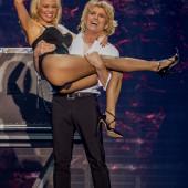 Pamela Anderson pussy slip