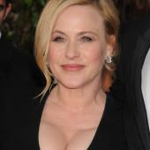 Patricia Arquette cleavage