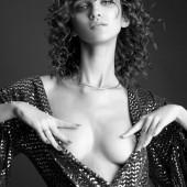 Paula Bulczynska cleavage