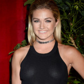 Lindsay Arnold see-through