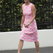 Pippa Middleton feet