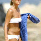 Princess Madeleine of Sweden bikini