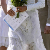 Princess Madeleine of Sweden feet