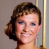 Princess Maertha Louise of Norway