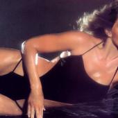 Priscilla Presley swimsuit