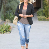 Rachel Hunter jeans