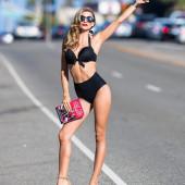 Rachel McCord high heels