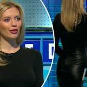 Rachel Riley body