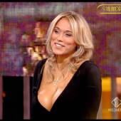 Ramona Cheorleu cleavage
