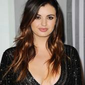 Rebecca Black topless