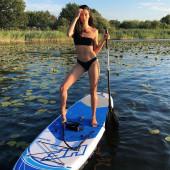 Rebecca Mir bikini